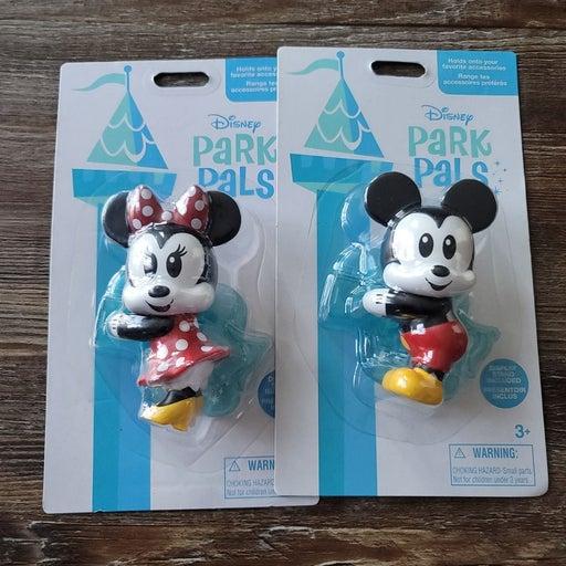 Disney Park Pal Mickey and Minnie