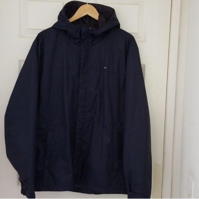 New Tommy Hilfiger Rain Jacket