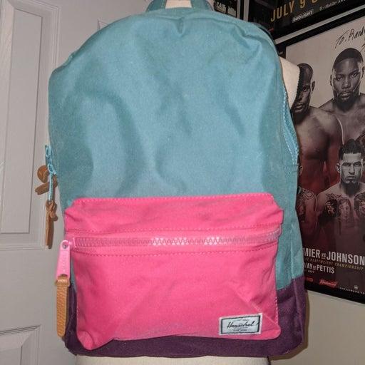 Herschel Color block Backpack