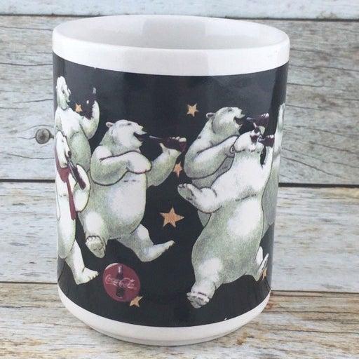 GIBSON1996 Cola Polar Bears Coffee Cup