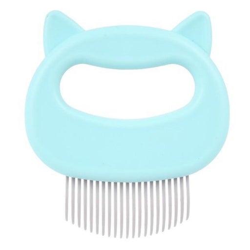 PET Cat/Dog Grooming Comb Shell Massage Comb