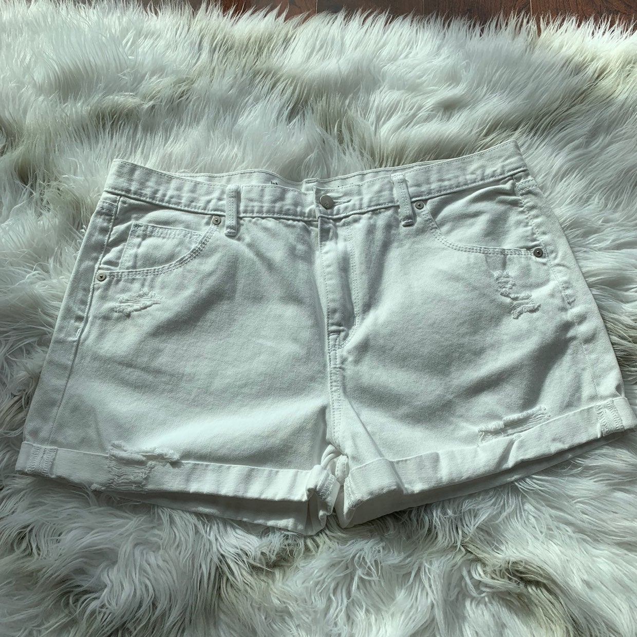 Mossimo Denim Shorts 14