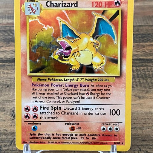 Charizard Lot