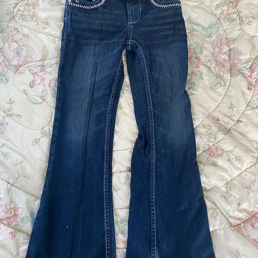 Jeans for a girl, size 7R