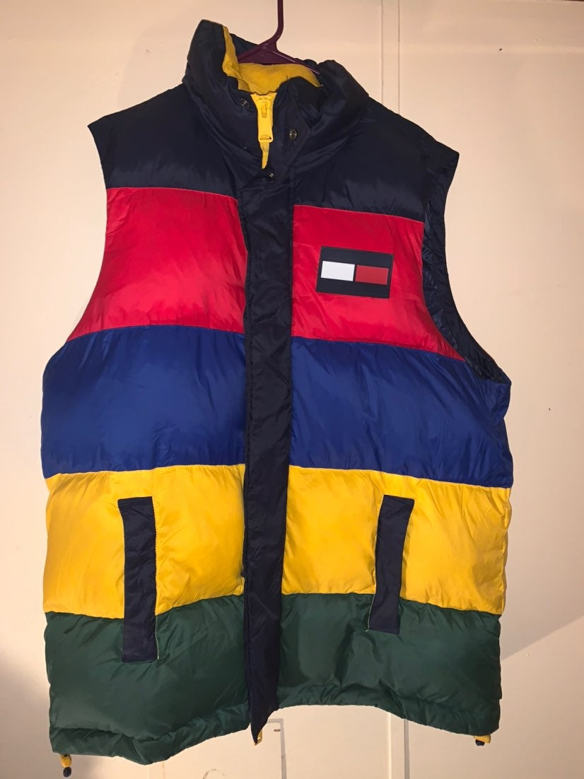 Tommy hilfiger vest size M mens