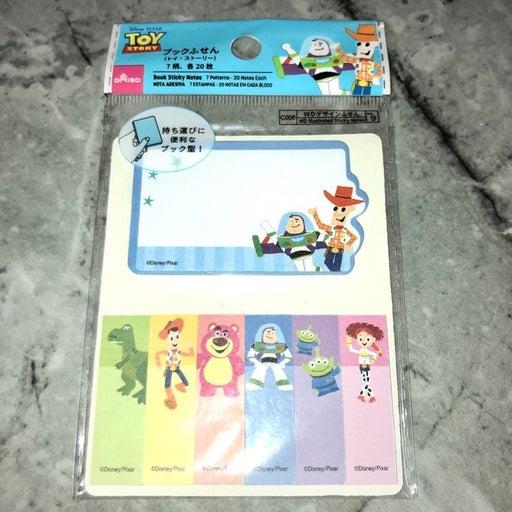 DAISO Japan - Sticky Notes (Toy Story)