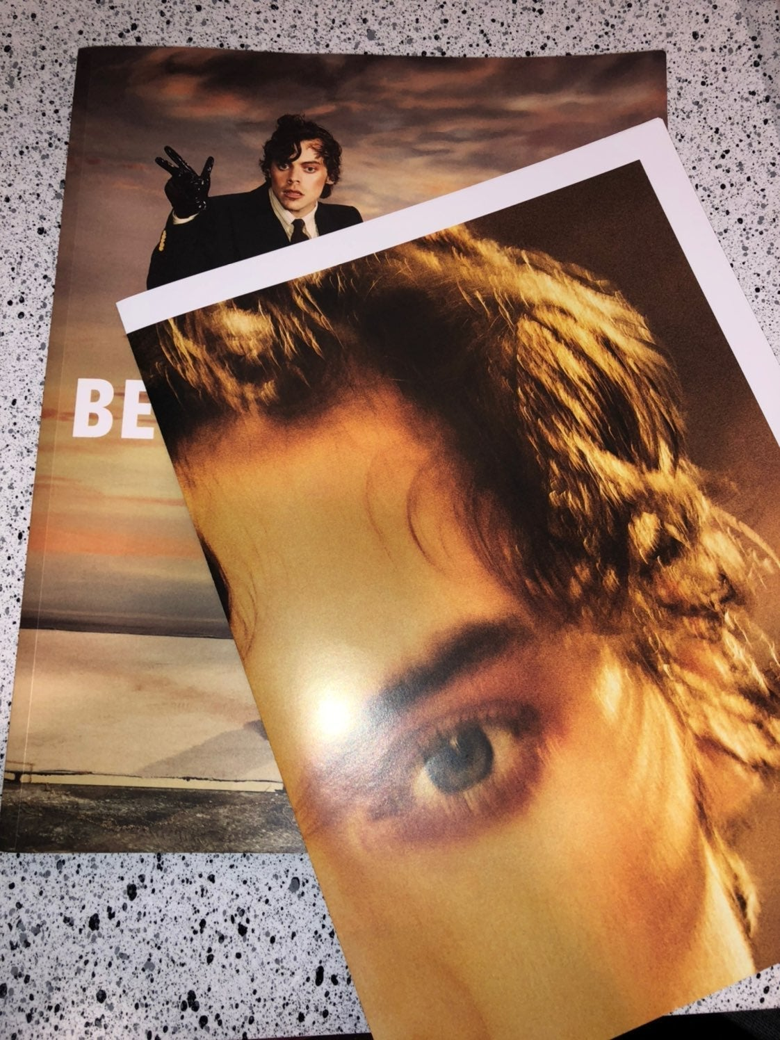 Harry Styles Beauty Papers 2