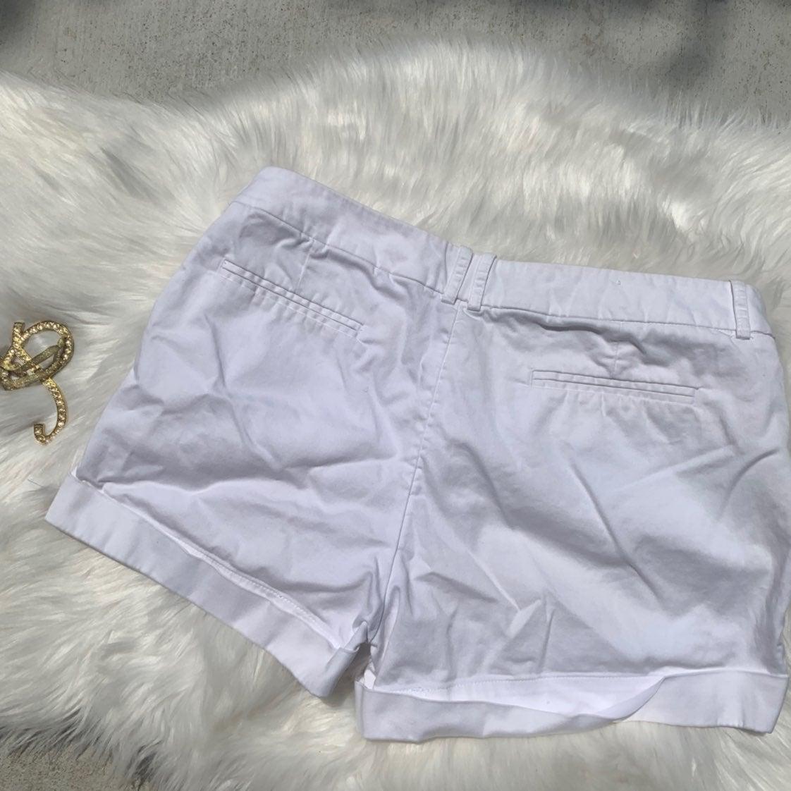 Massimo white Shorts