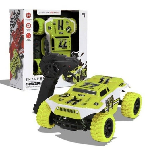 Sharper Image Remote Control/RC - Monster Baja NEW
