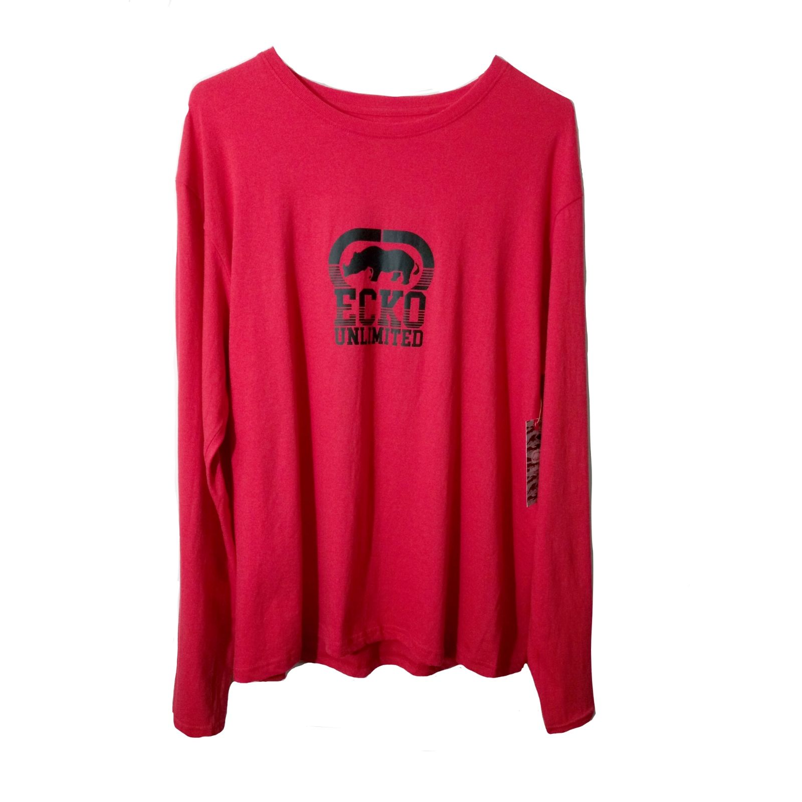 *NEW* Ecko UnItd red long sleeve Tee