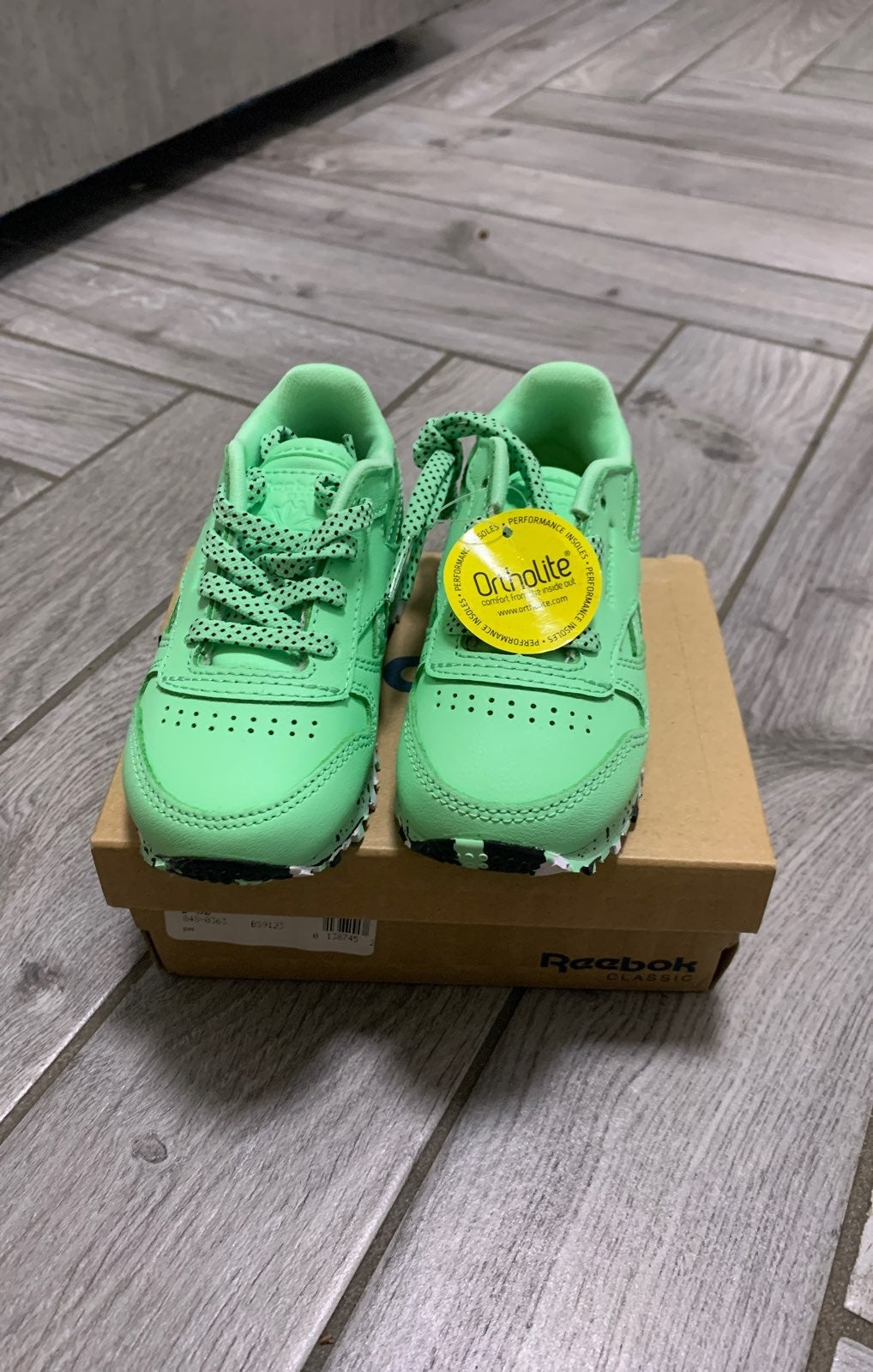 Reebok classic Toddlers