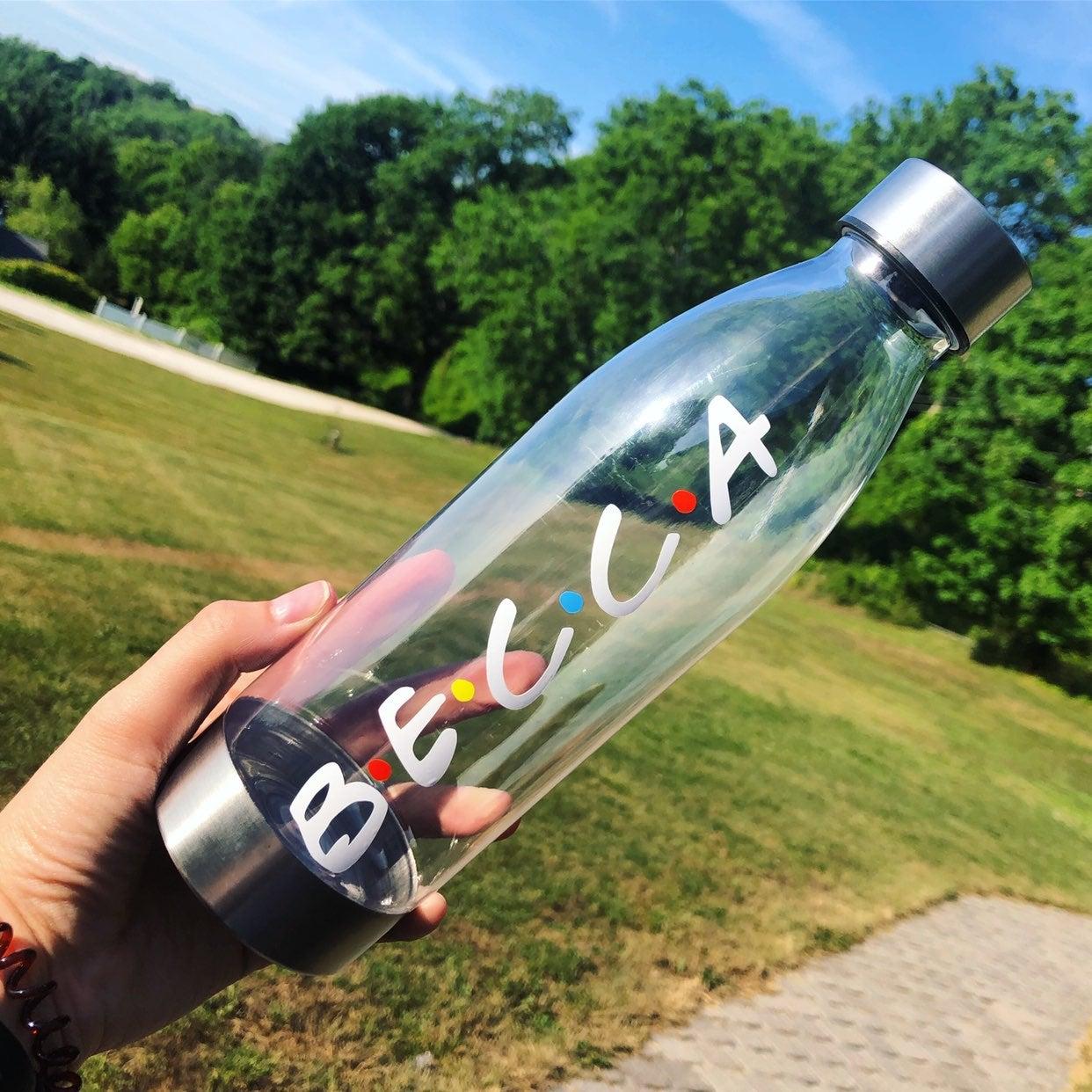 F.R.I.E.N.D.S. TV Show Water Bottle