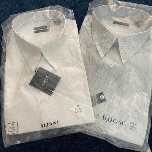 Men's New Macy's Brand Dress Shirts XL