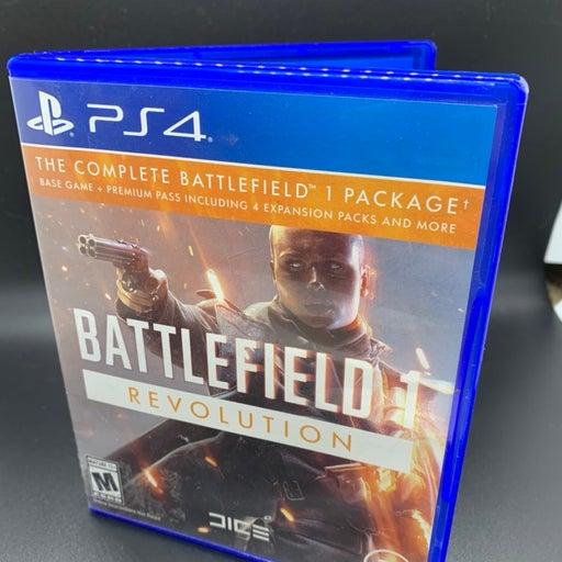 Battlefield 1: Revolution on Playstation 4