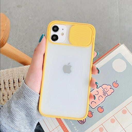 Iphone 11 Case Camera Slide Luxury