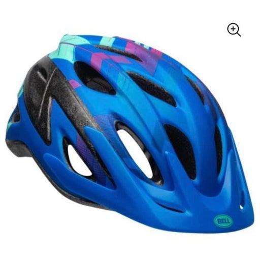 Bell Escape Lighted Bike Helmet, Blue