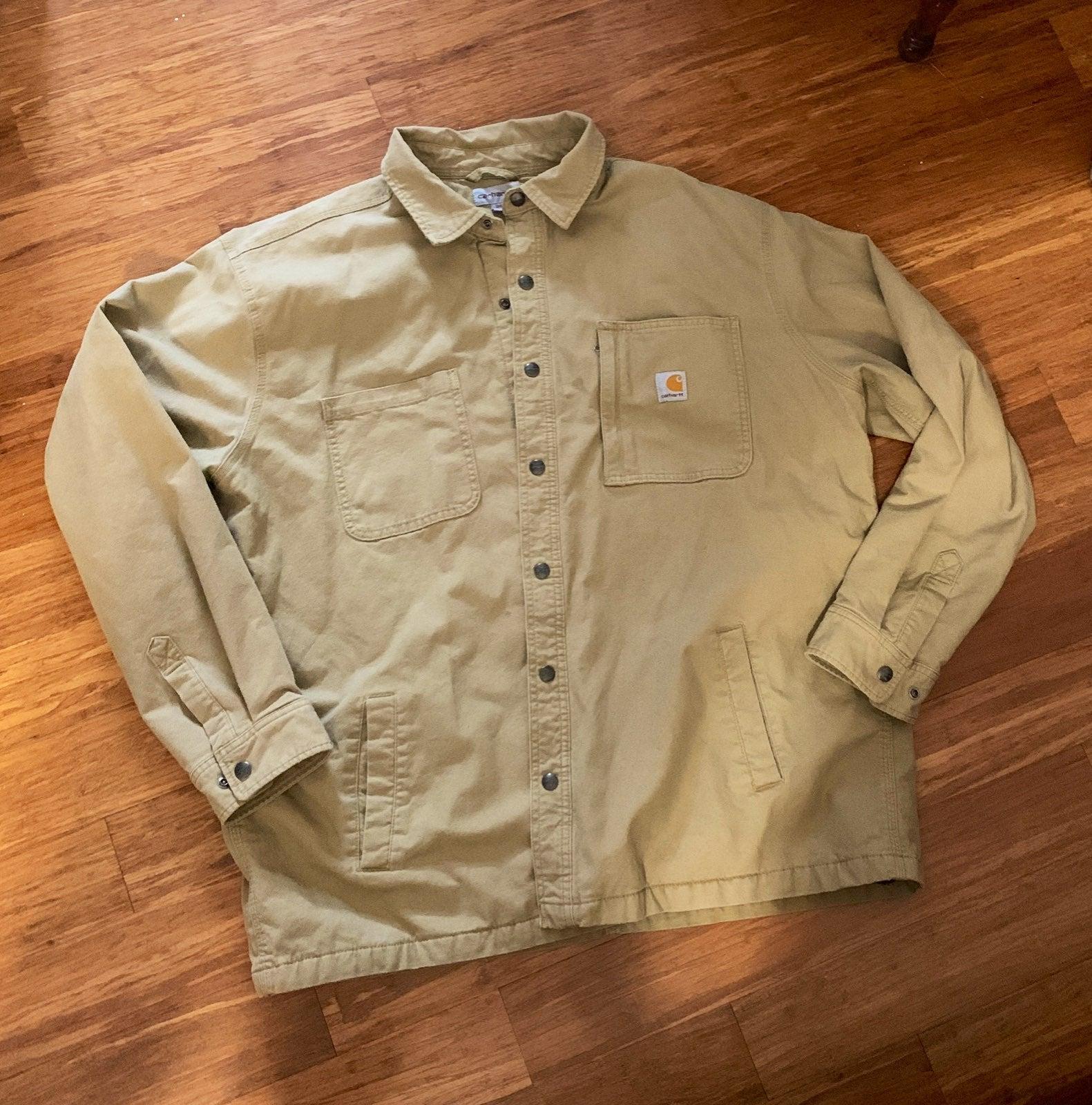 Mens Carhartt Jacket